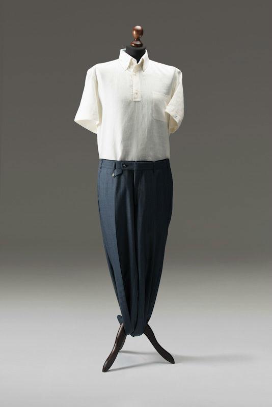 Beispiel: Hemden mit kurzen Ärmeln, Foto: Tricia Ze.
