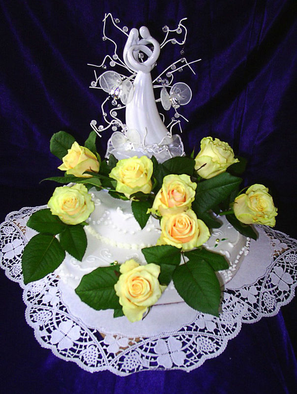 Beispiel: Hochzeitstorten mit Geschmack, Foto: Torten Aigner.