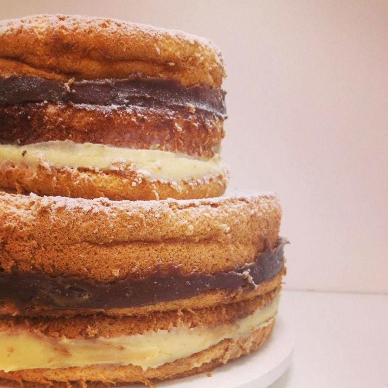 Confiserie de Lu - Detalhe - Naked Cake