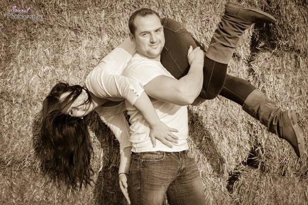 Beispiel: Witzige Fotos vor - während - nach Ihrer Hochzeit, Foto: Photography Spiegel.