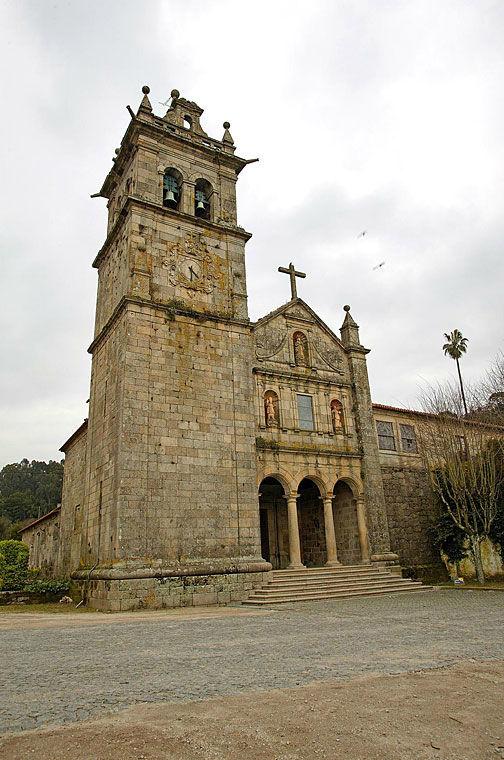 Foto: Mosteiro de Landim