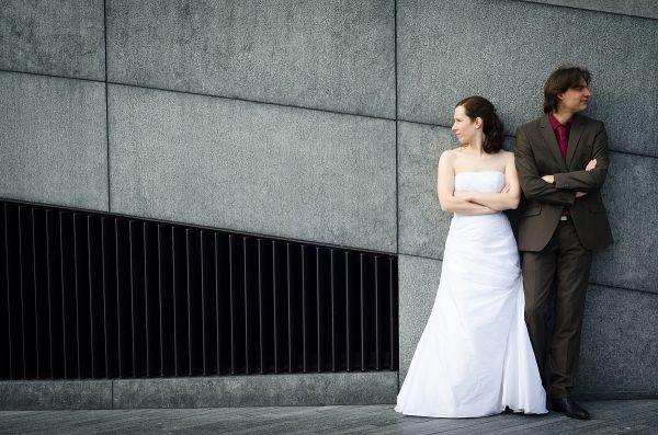 Beispiel: Kreative Hochzeitsfotografie, Foto: asa400.