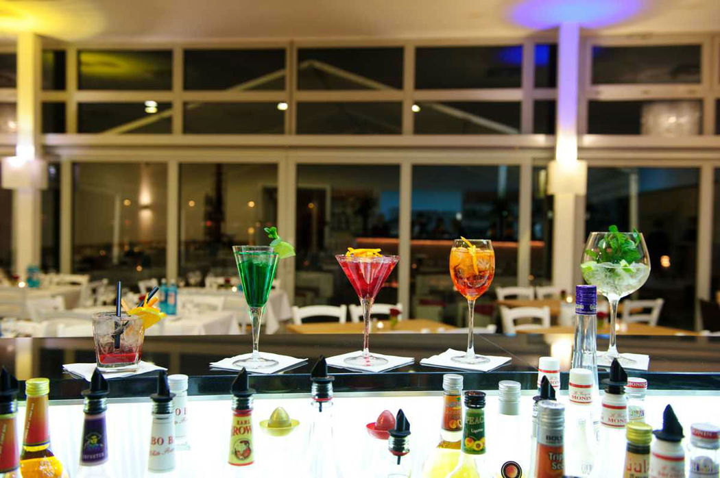 Beispiel: Bar, Foto: Strandhaus Nürnberg.