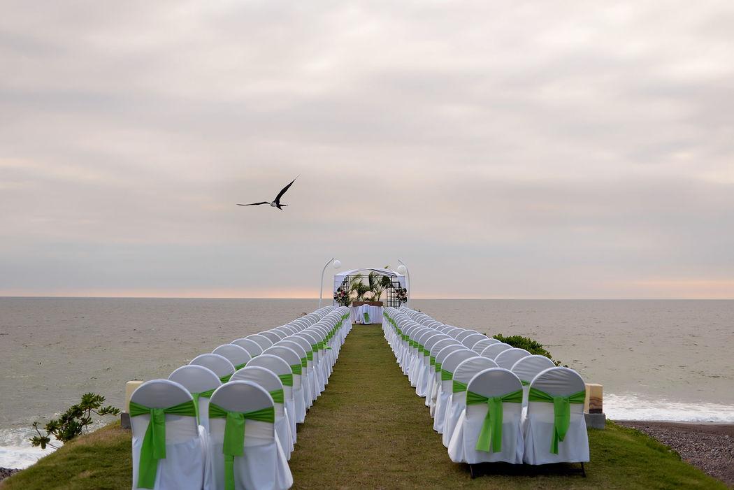 bodas en playa