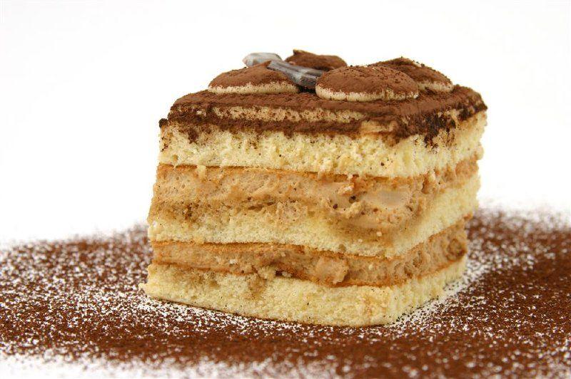 Beispiel: Tiramisu, Foto: criollo chocolaterie confiserie.