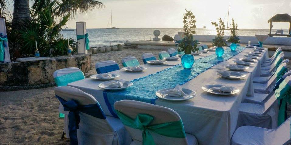 Servicio integral de boda e playa