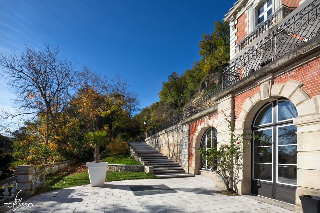 Art Hôtel - Rez-de-jardin