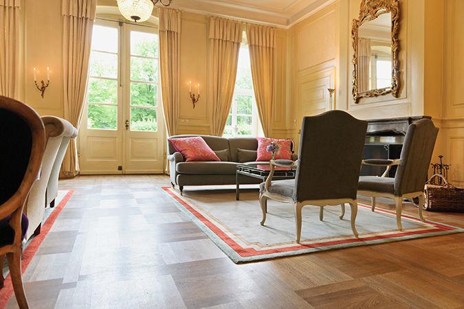 Beispiel: Erdgeschoss - Salon, Foto: Hardenbergsches Haus.