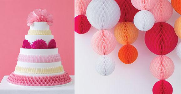 Balões Crepon