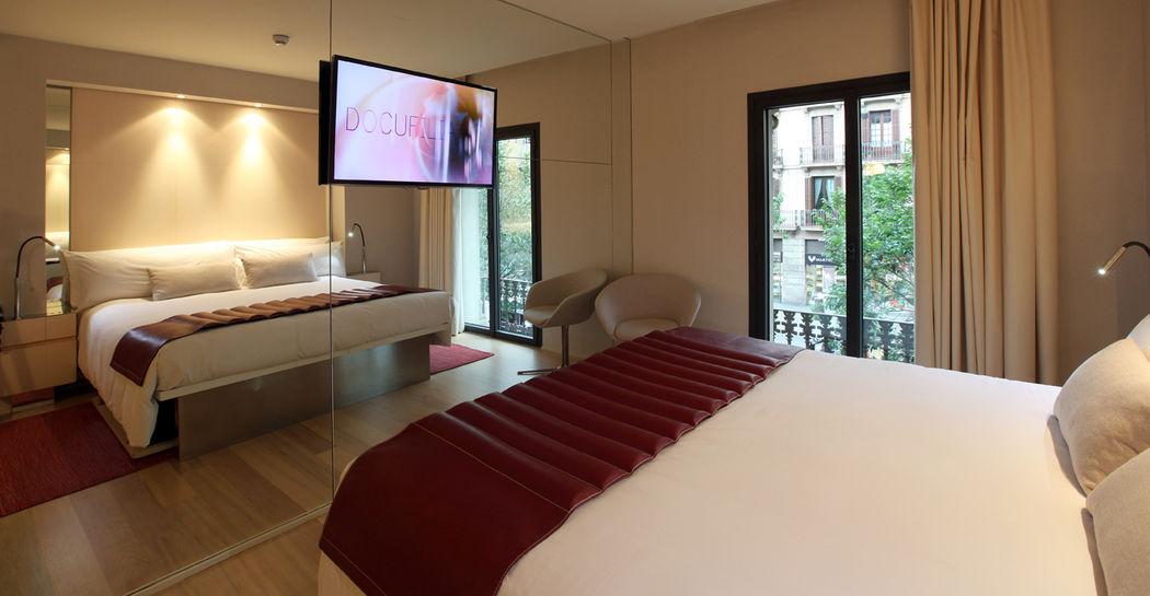 Hotel Cram - Habitación Standard