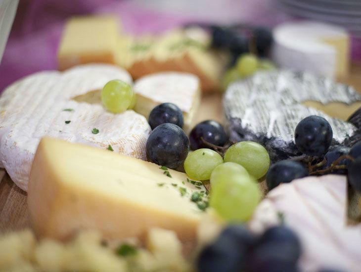 Beispiel: Gastronomische Köstlichkeiten, Foto: DDSG Blue Danube.