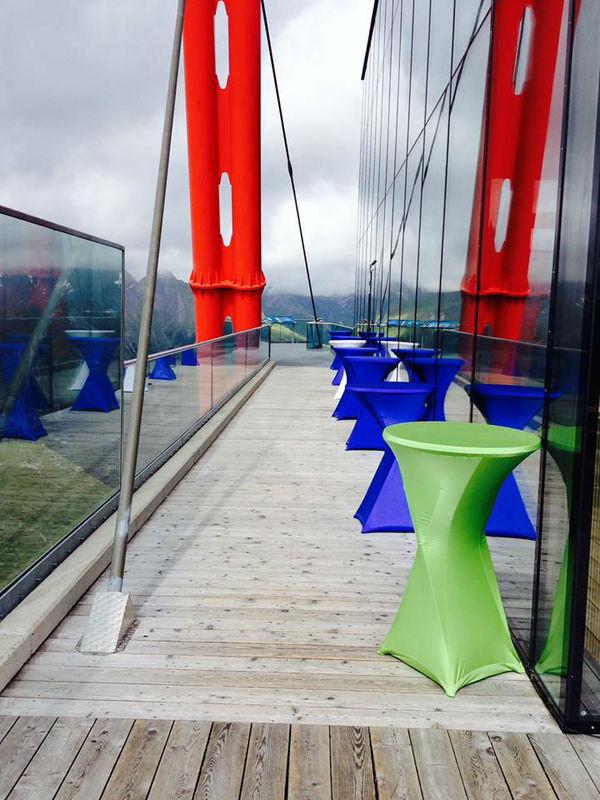 Beispiel: Eventlocation, Foto: Adler Lounge
