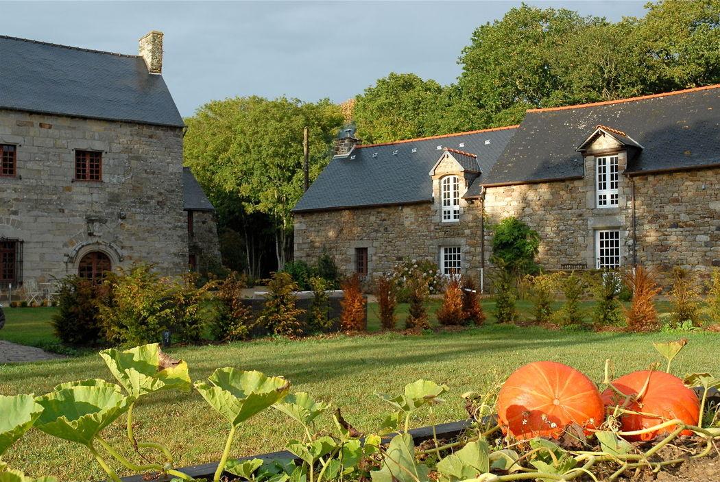 Mariage champêtre Bretagne - Manoir de la Mare Côtes d'Armor
