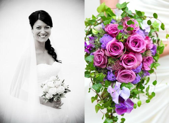 Beispiel: Portrait der Braut, Foto: Art 17.