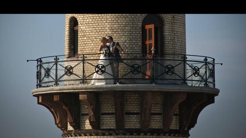 Beispiel: Ausgefallene Locations für Ihr Paarshooting, Foto: Fotomanufaktur Wessel.