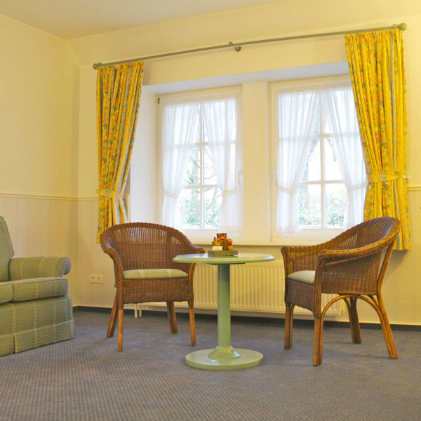 Beispiel: Zimmer, Foto: AKZENT Hotel Saller See.