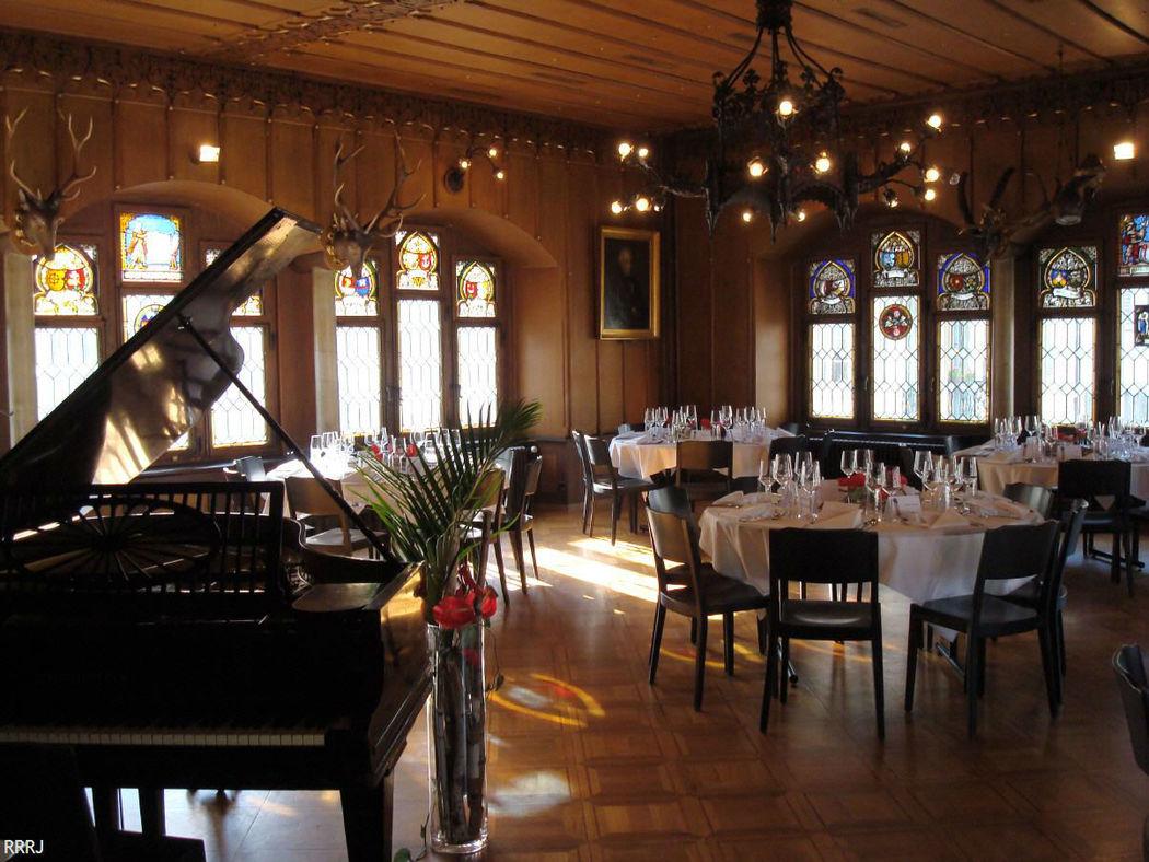 Beispiel: Eindruck von den Räumlichkeiten, Foto: Restaurant Rathaus.