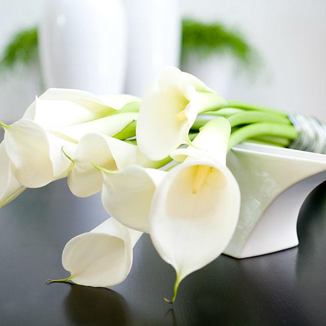 Beispiel: Hochzeitsfloristik, Foto: Green Creation StyleStore.