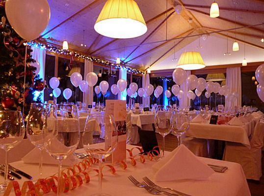 Beispiel: Eventdekoration, Foto: Restaurant Raten.
