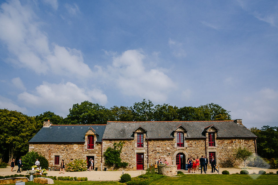 Mariage champêtre - Manoir de la Mare Côtes d'Armor