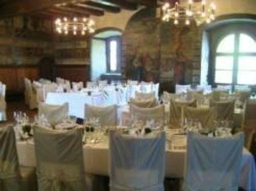 Beispiel: Tischdekoration, Foto: Schloss Sargans.