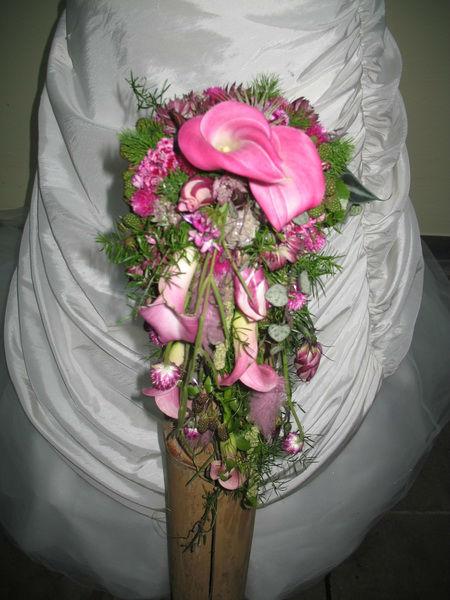 Beispiel: Schöne Brautsträuße, Foto: Frankfurter Blumenbote.