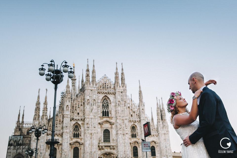 Hochzeitsfotograf Stuttgart, Milano Shooting