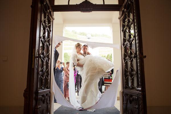 Beispiel: Ihre Hochzeitsreportage vom Profi, Foto: Romeoplusjuliet Photography.