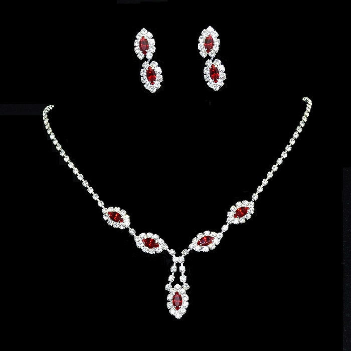Parure de bijoux Larme - Bijoux de Mariage