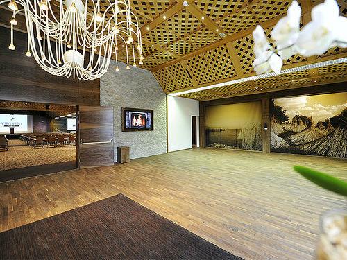 Beispiel: Foyer Seewinkelhalle, Foto: Hotel Vila Vita Pannonia.