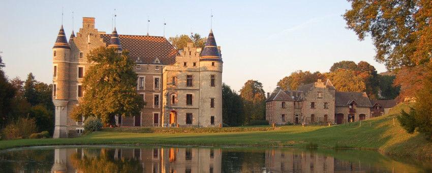 Chateau De Pupetieres