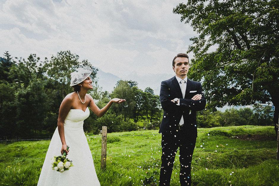 Beispiel: Fotos mit Witz, Foto: Hochzeitsfotograf Berlin » Dennis Jauernig