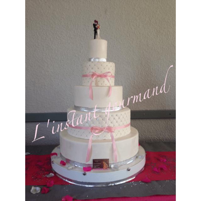 Notre réalisation pour un mariage
