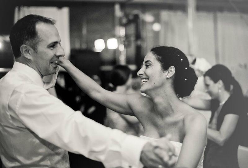 Beispiel: Fotos von der Hochzeitsfeier, Foto: Friedemann Thomas.