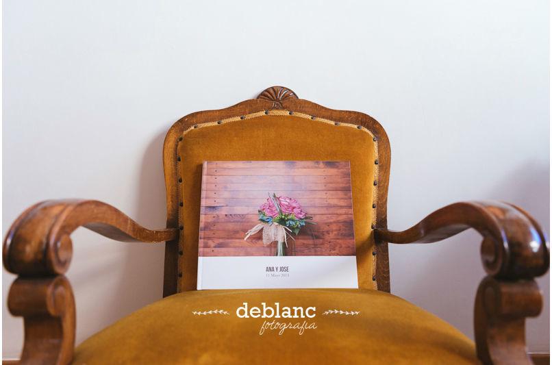 Álbum Boda - Deblanc Fotografia