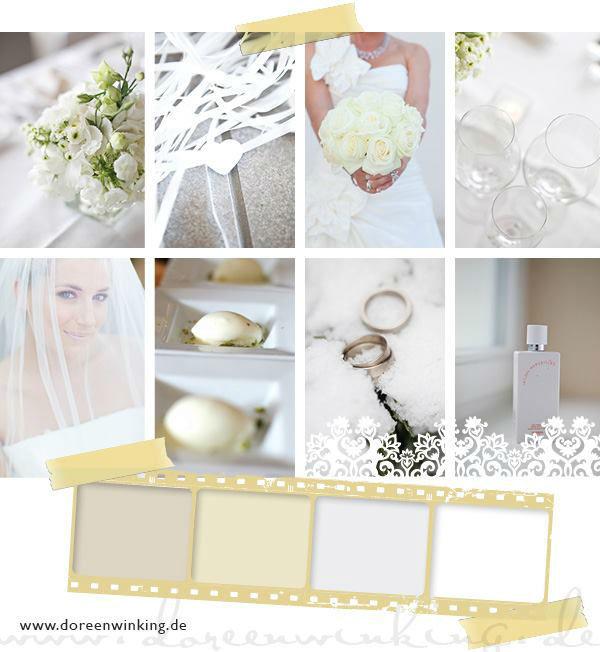 Beispiel: Professionelle Hochzeitsplanung, Foto: Doreen Winking Weddings.