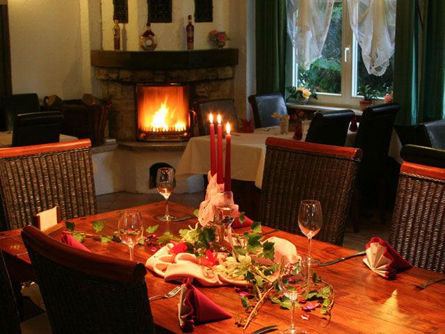 Beispiel: Innenraum - Restaurant, Foto: Seewarte.