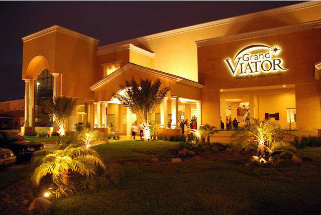 Salones. Hotel Grand Viator. San Nicolás de los Garza,NL.