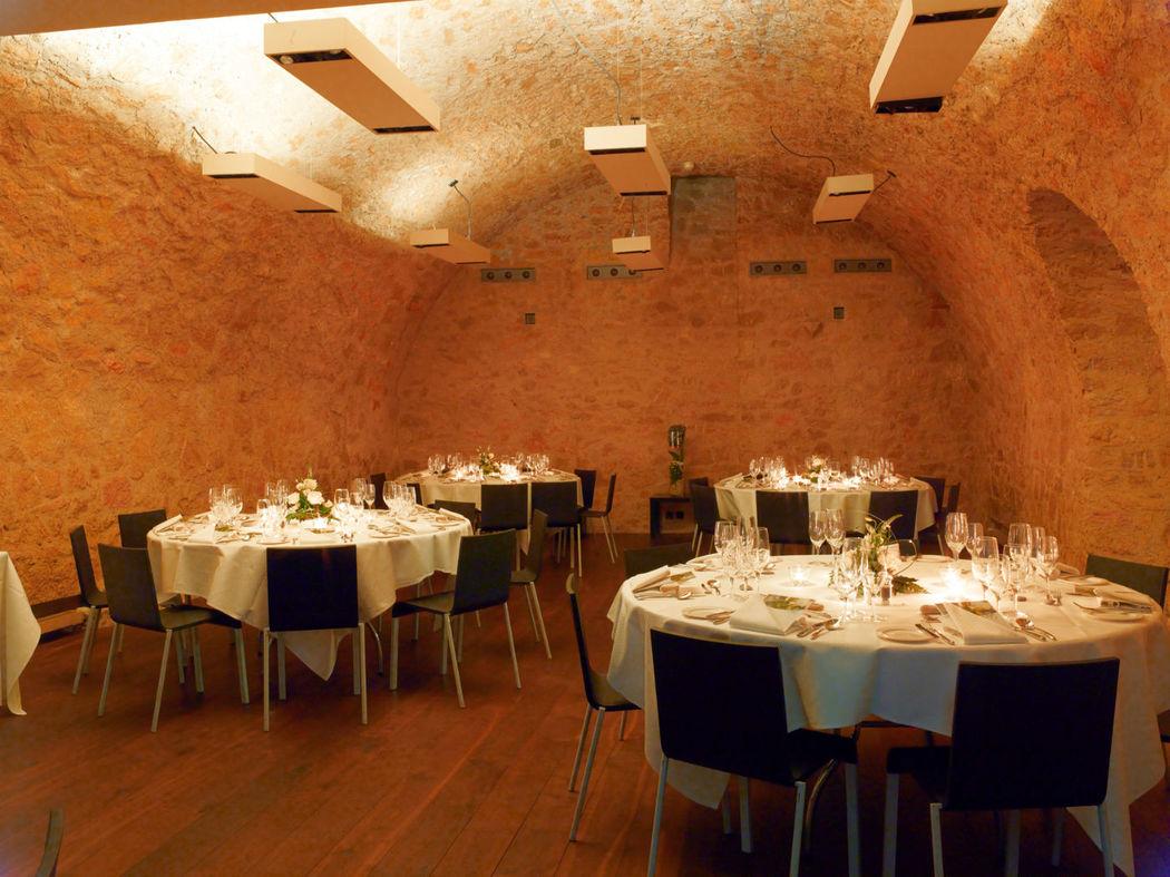 Beispiel: Eindruck von den Räumlichkeiten, Foto: Hotel Basel.