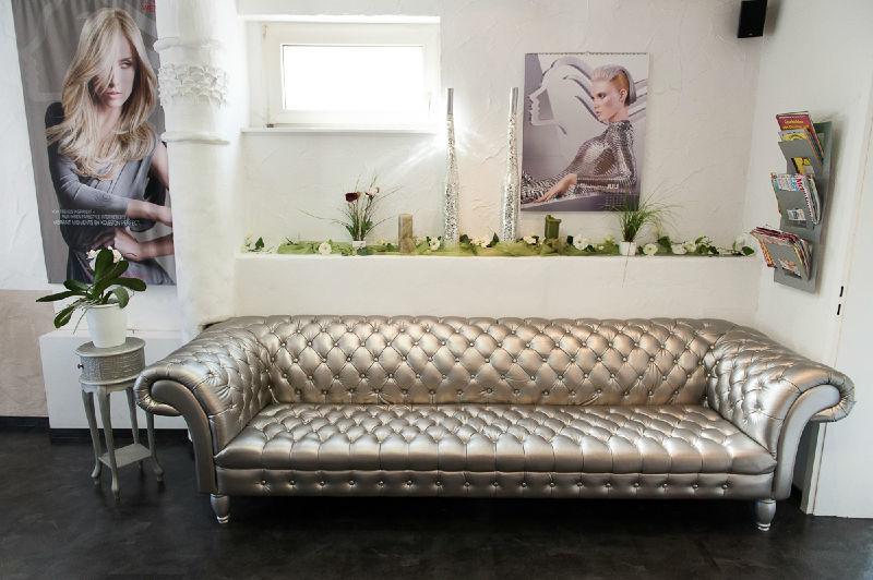 Beispiel: Eindrücke aus dem Salon, Foto: Jasmin's Hair & Design.