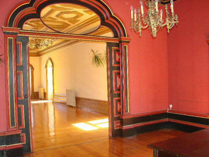 Foto: Casa do Vinho Verde - sala vermelha