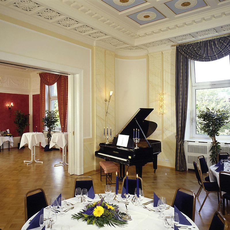 Beispiel: Innenraum - Flügel, Foto: Logenhaus.