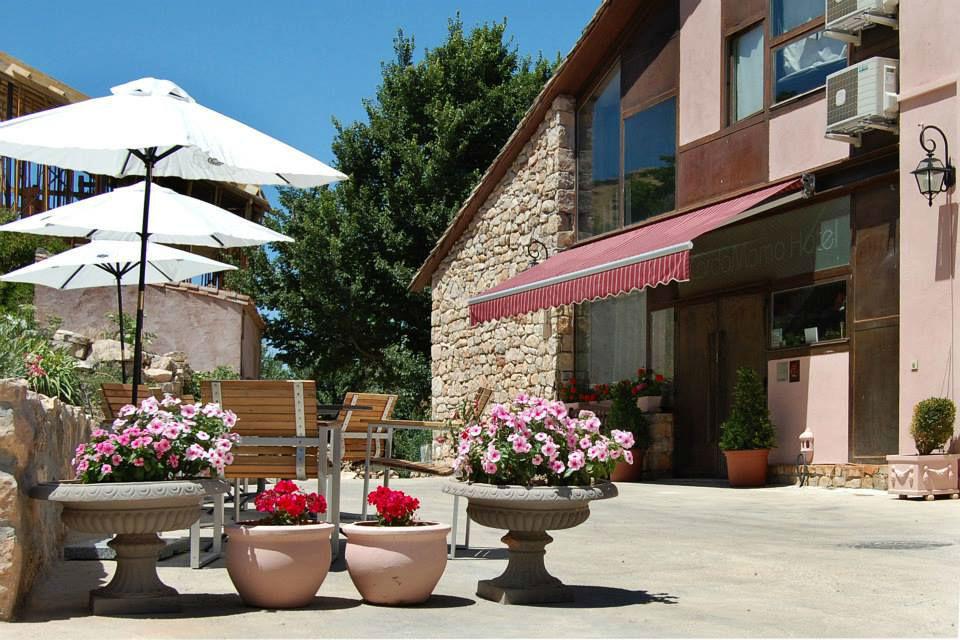 Hotel Spa Cardamomo Sigüenza.