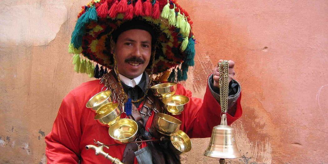 Hochzeitsreisen in Marrakesch Medina