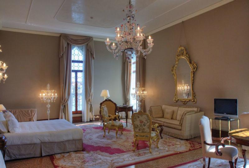 Ca' Sagredo Hotel Suite