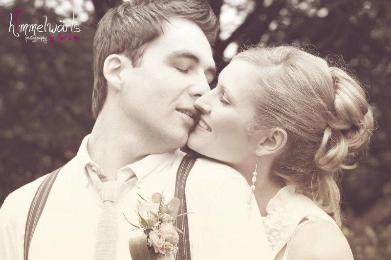 Beispiel: Traumhafte Paarbilder, Foto: Almut Buchwitz Fotografie.