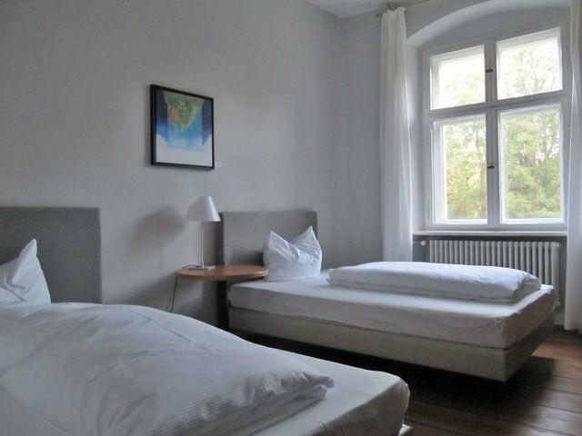 Beispiel: Zimmer im Schloss, Foto: Schloss Blankensee.