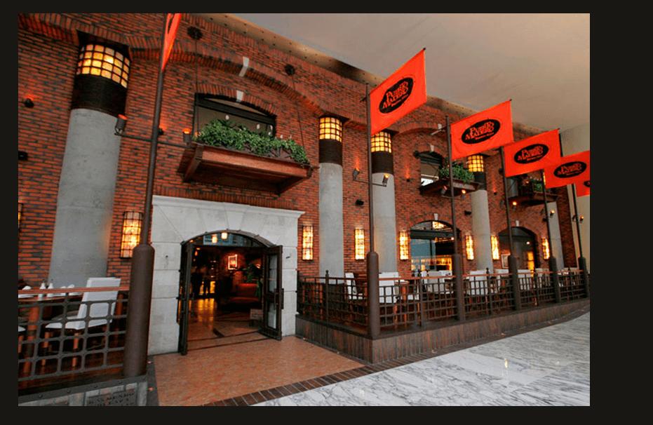 Restaurante para que celebres tu boda Puerto Madero ubicado en Bosques de las Lomas