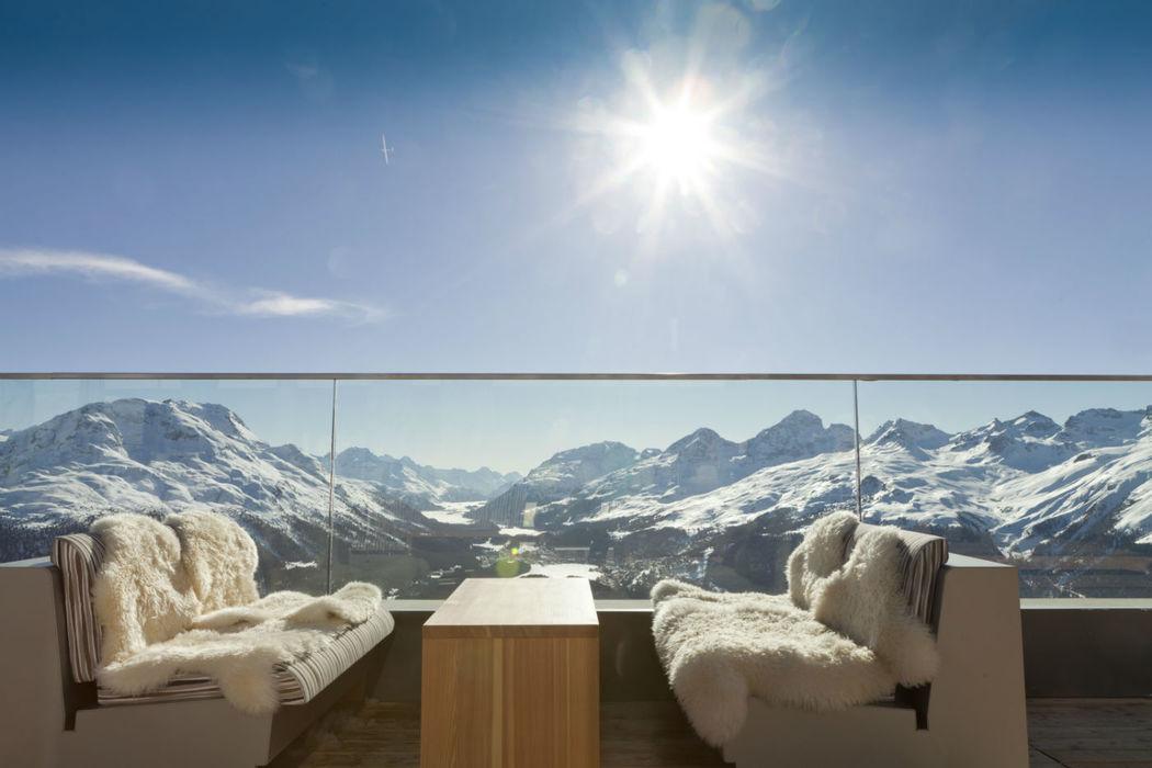 Sonnenterrasse mit einzigartigem Panorama