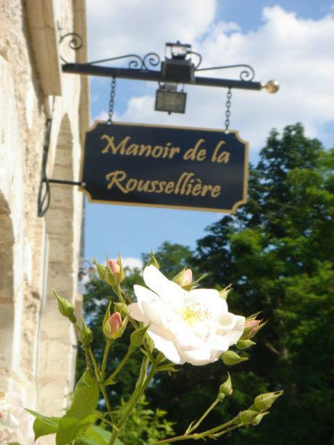Le Manoir de la Rousselière
